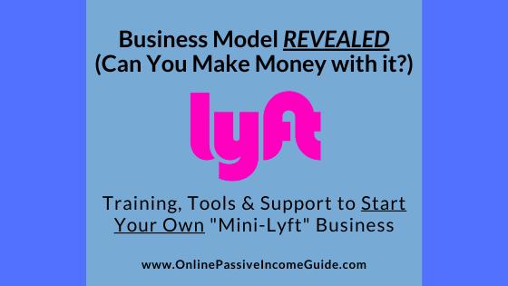 How Lyft Makes Money