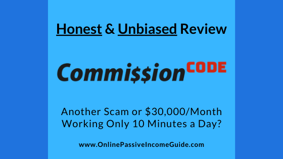 Honest The Commission Code Review