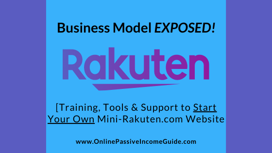 How Rakuten Makes Money