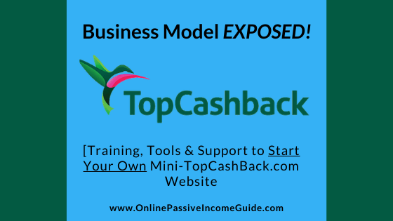 How TopCashBack Makes Money