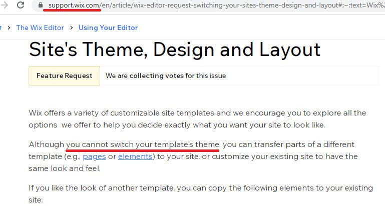 Wix Blog Design Limitations