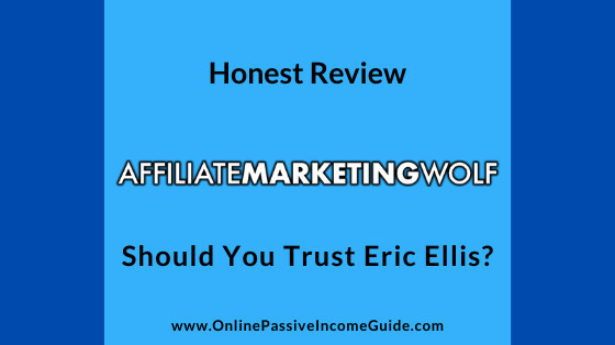 Honest Affiliate Marketing Wolf Review