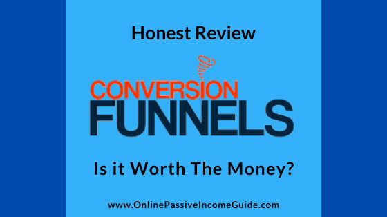 Honest Conversion Funnels Pro Review