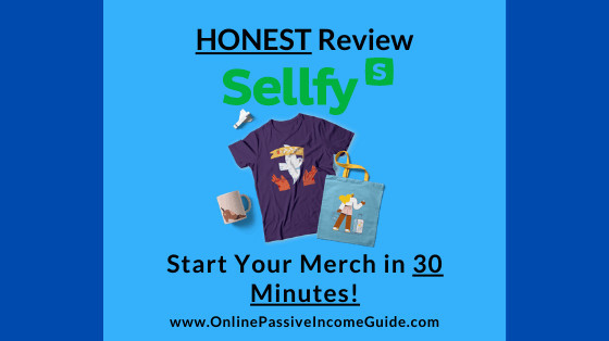 Sellfy Print on Demand Review Sellfy Merch Review