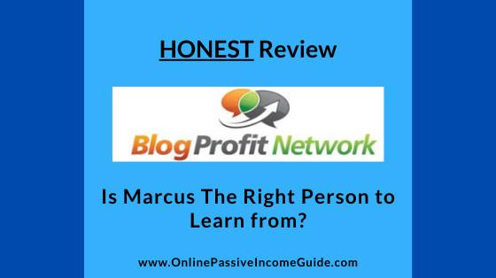 Affiliate Marketing Dude Blog Profit Network Review